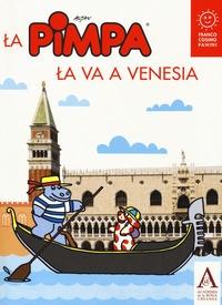 La Pimpa la va a Venesia