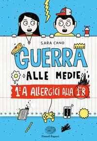 Guerra alle medie. 1aA allergici alla 1aB