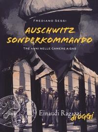 Auschwitz Sonderkommando