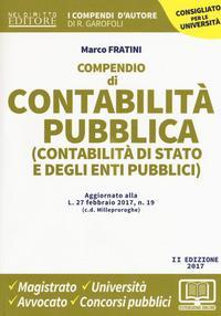 Compendio di contabilità pubblica