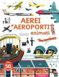 Aerei e aeroporti animati