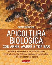 Apicoltura biologica con arnie Warré e top bar