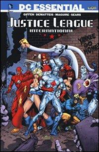 Justice League International. Vol. 3