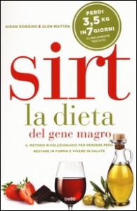 Sirt, la dieta del gene magro
