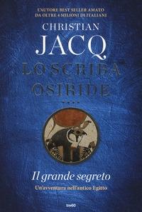 Lo scriba di Osiride. 4: Il grande segreto