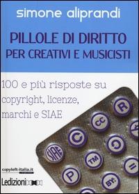 Pillole di diritto per creativi e musicisti
