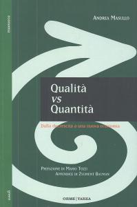 Qualità vs quantità