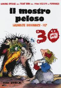 Il mostro peloso / Henriette Bichonnier, Pef