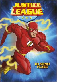 Justice League. Io sono Flash