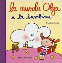 La nuvola Olga e la bambina