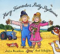 Harry Frumento e Betty Paglierina/ Julia Donaldson