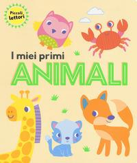 I miei primi animali