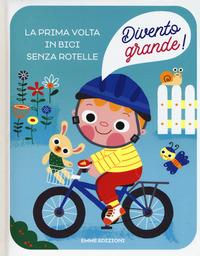 La prima volta in bici senza rotelle