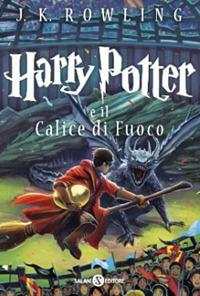 4: Harry Potter e il calice di fuoco