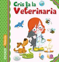 Cris fa la veterinaria