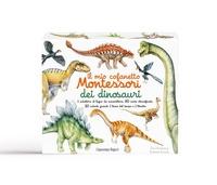 Il mio cofanetto Montessori dinosauri