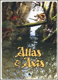 Atlas & Axis / Pau. Vol. 1.