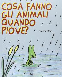 Cosa fanni gli animali quando piove?