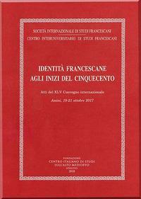 Identità francescane agli inizi del Cinquecento