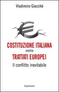 Costituzione italiana contro trattati europei