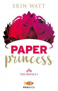 The Royals. [1]: Paper princess