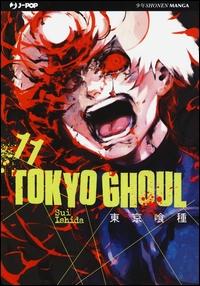 Tokyo Ghoul. 11