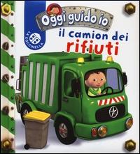 Il camion dei rifiuti