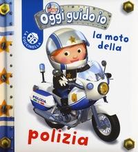 La moto della polizia