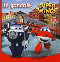 Super Wings. In gondola!