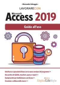 Lavorare con Microsoft Access 2019