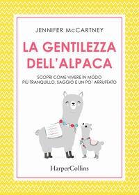 La gentilezza dell'alpaca