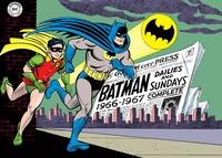Batman : le strisce a fumetti della Silver Age. 1: 1966-1967