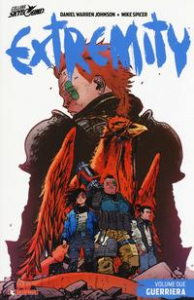 Extremity. Vol. 2: Guerriera