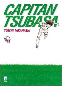 Capitan Tsubasa / Yoichi Takahashi. Vol. 3