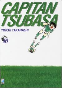 Capitan Tsubasa / Yoichi Takahashi. Vol. 10