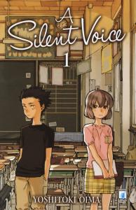 A silent voice / Yoshitoki Oima. 1