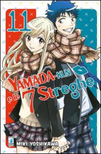 Yamada-kun e le 7 streghe / Miki Yoshikawa. 11