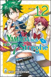 Yamada-kun e le 7 streghe / Miki Yoshikawa. 12