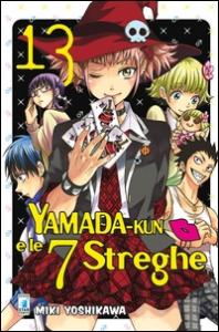 Yamada-kun e le 7 streghe / Miki Yoshikawa. 13