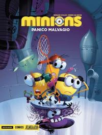 Minions. 2, Panico malvagio / disegni Renaud Collin ; testi Stéphane Lapuss