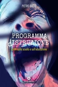Programma distruzione