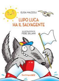 Lupo Luca ha il salvagente