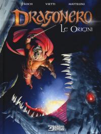 Dragonero. Le origini