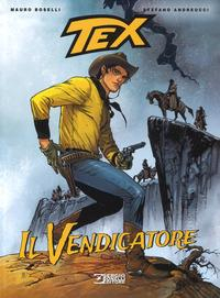Tex. Il vendicatore