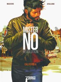 Mister No revolution. [2], California