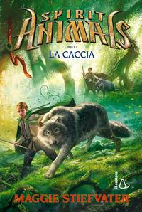 Spirit animals. [2]: La caccia