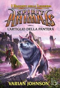Libro 6: L'artiglio della pantera