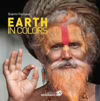 Earth in colors