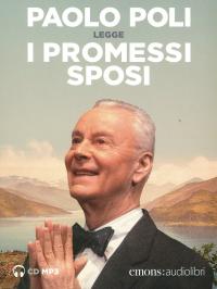 Paolo Poli legge I promessi sposi [Audioregistrazione