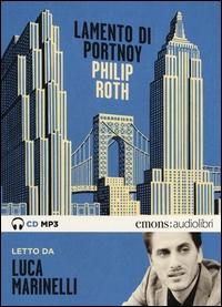 Il lamento di Portnoy [audioregistrazione]